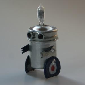 ArtHead BabyBot