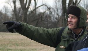 Byron Edmondson, Park Rangerr