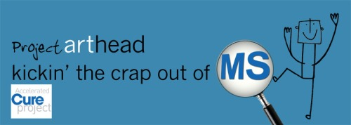 Project ArtHead: kickin' the crap out of M