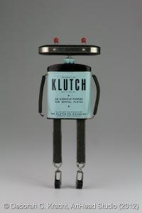 JunkHead: Klutch (©Deborah C. Kracht, ArtHead Studio 2012)