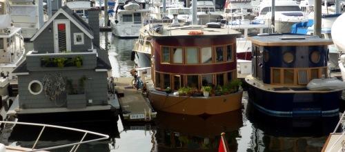 Vancouver Houseboats