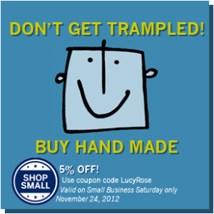 Don't Get Trampled!  Save 5%