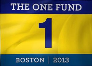 The One Fund Boston 2013