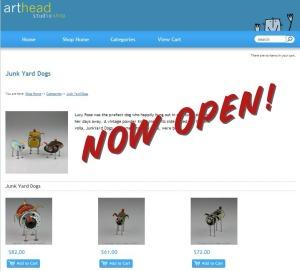 ArtHead Studio Shop