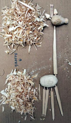 Pieces & parts