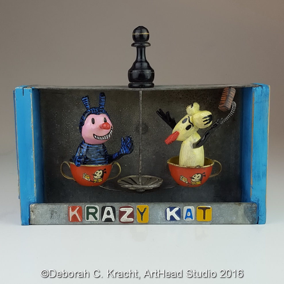 Krazy Kat & Ignatz